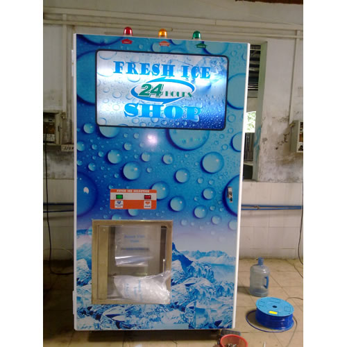 Just Ice Vending Machine